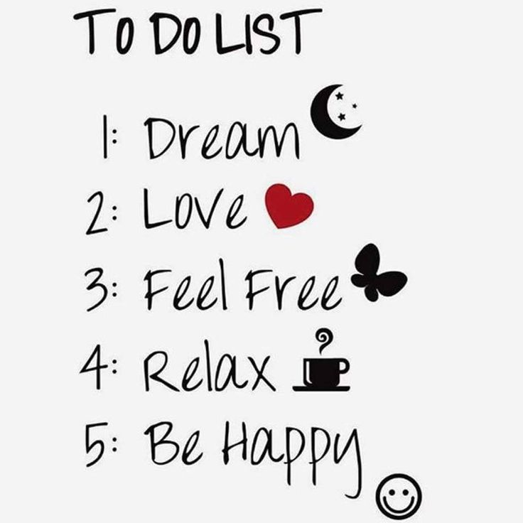 girly things to do list