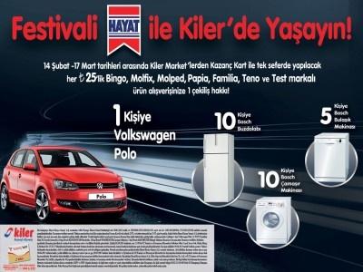 Kiler Hayat Kimya Volkswagen Polo Çekiliş Kampanyası  http://www.kampanya-tv.com/2013/03/kiler-hayat-kimya-volkswagen-polo.html