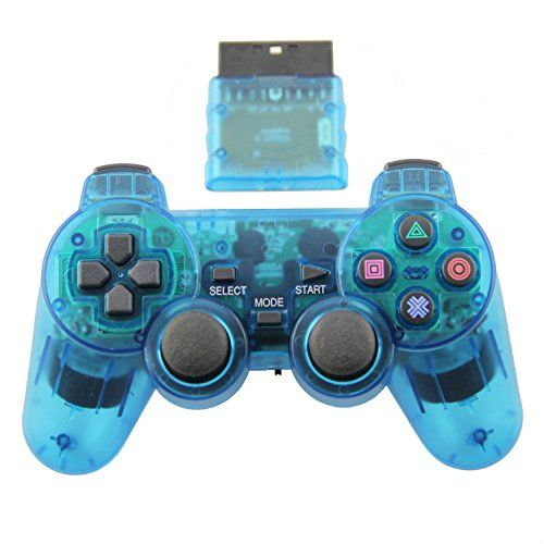TPFOON Wireless Controller Double Vibration Gamepad Joyst...
