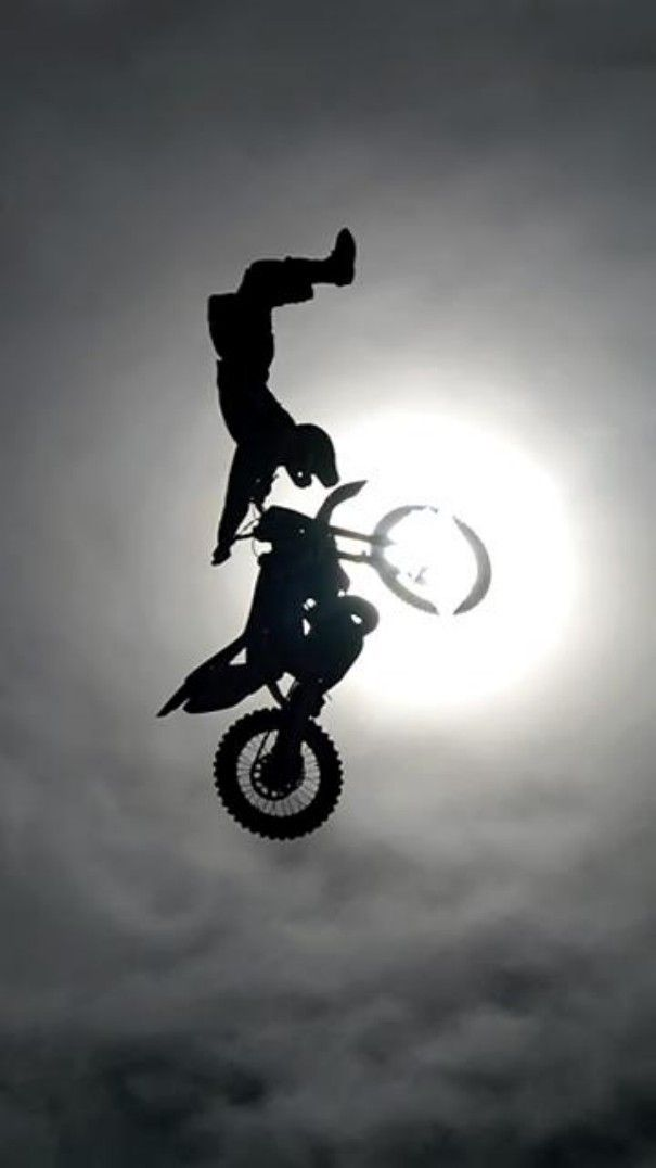 Epic Motorcross Stuntrider Mark Healy Canadian - Candian Tire