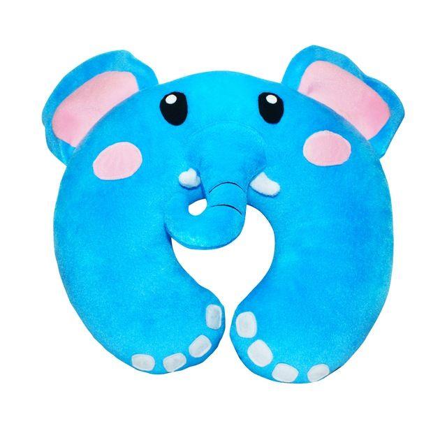 Bantal Leher Jogja Bantal Leher Jogja Karakter Gajah Biru