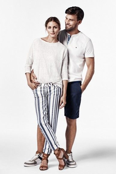 Olivia and Johannes' Must Have's for Tommy Hilfiger Summer 2015
