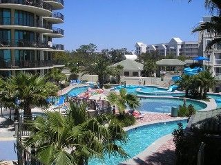 Book Now for Spring- Premium 3BR/3BA Lazy River 2nd Floor Beautiful ViewVacation Rental in Orange Beach from @homeaway! #vacation #rental #travel #homeaway