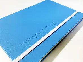 Custom Embossed Notebooks www.promo-brand.co.uk
