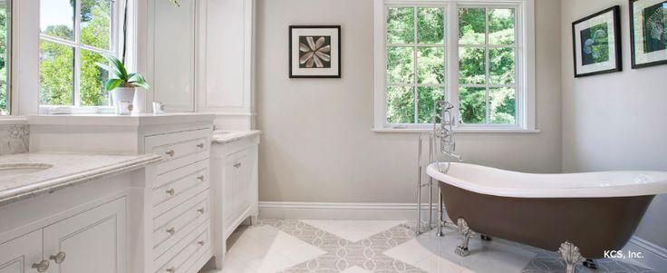 How to Create a Timeless #Master #Bath via @Houzz  http://www.houzz.com/ideabooks/61810495