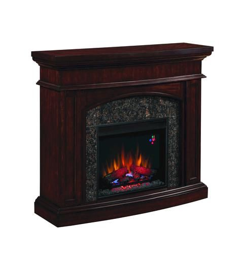 Batesburg Electric Fireplace At Menards Decorating Pinterest