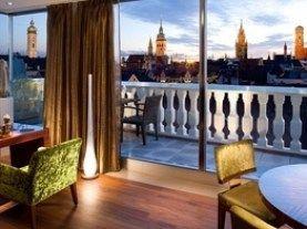 Munchen - Hotel Mandarin Oriental 6*