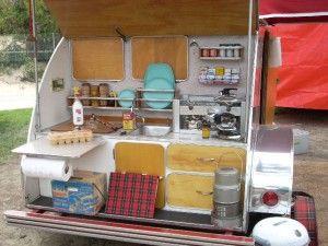 1000 Ideas About Teardrop Camper Interior On Pinterest