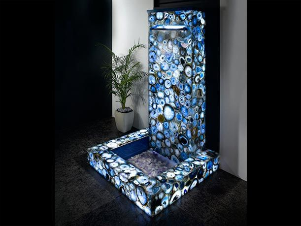 CREATION GEMS  For the Home in 2019  Gypsy home decor Stone interior Custom made furniture