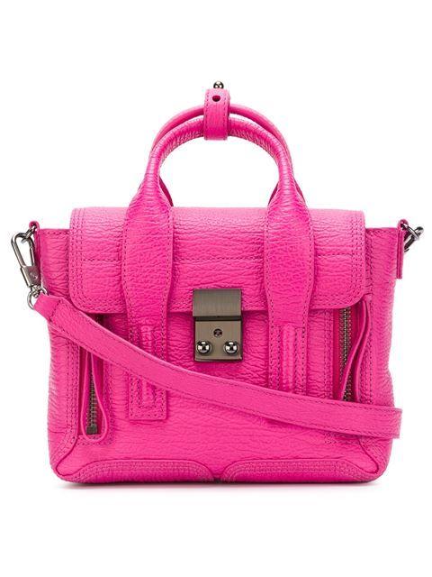 262f619d70462e #3.1philliplim #bags #shoulder bags #hand bags #leather #satchel #   3.1  Phillip Lim   Leather satchel handbags, Satchel…
