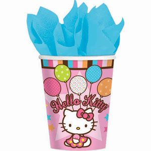 A589303 - Hello Kitty Cups Please note: approx. 14 day delivery time. www.facebook.com/popitinaboxbusiness