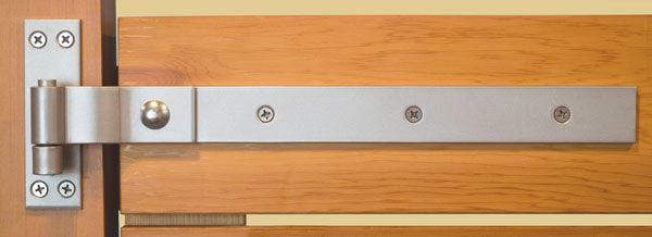 Contemporary hardware for exterior use, 316 stainless steel, marine grade stainless steel, contemporary gate latch, contemporary gate hinges