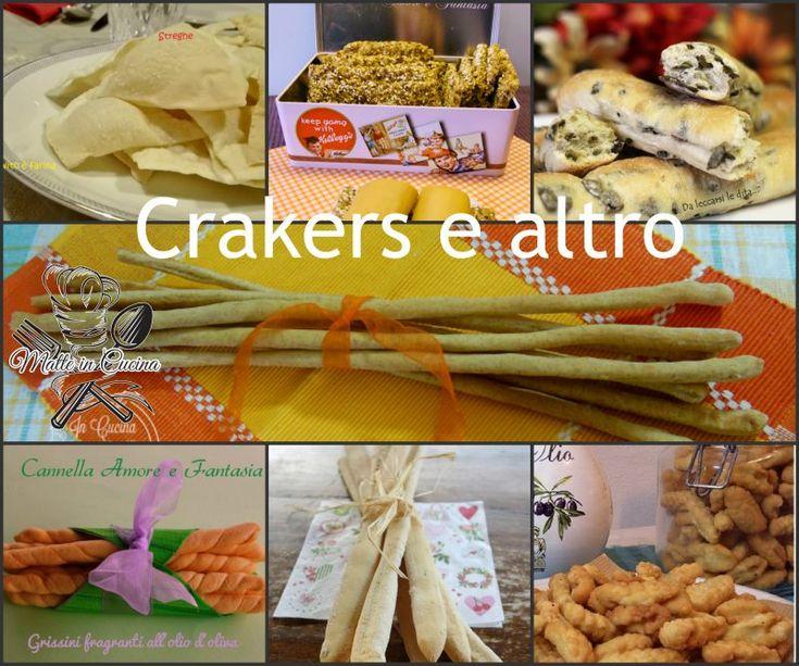 Crackers+e+altro+per+accompagnare+i+piatti+di+festa