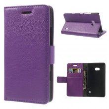 Custodia Nokia Lumia 930 Book Portafoglio Viola € 9,99