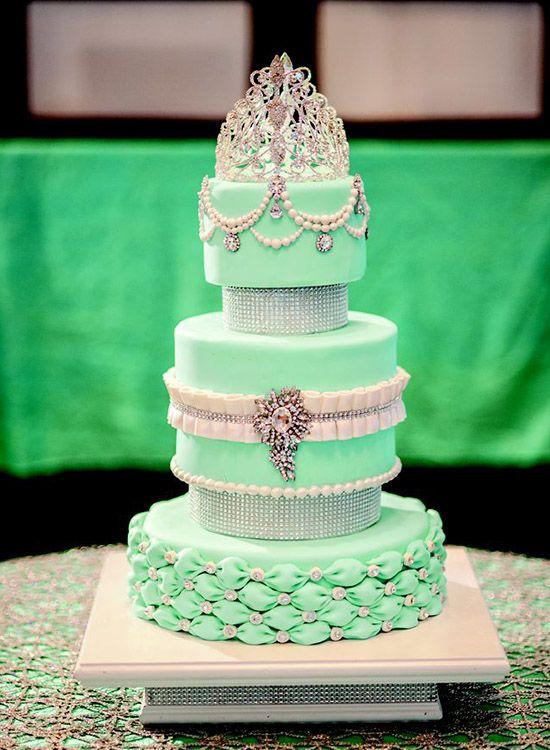 Elegant cake 16 Beautiful Sweet 16 Cake