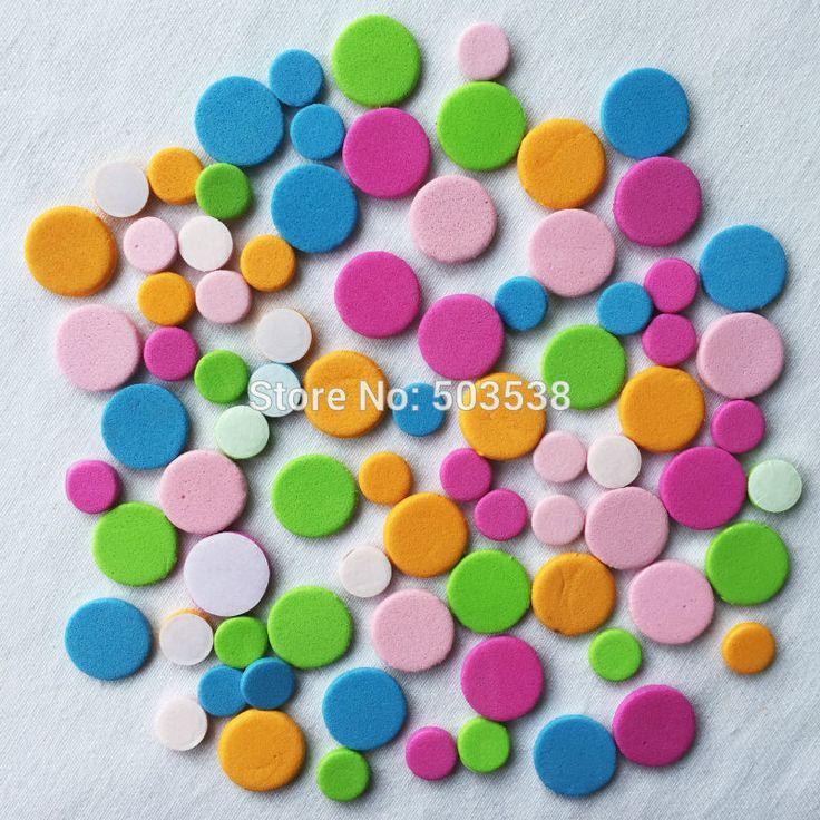 240 ШТ. (3 bags)/МНОГО, Маленькая точка наклейки пены, Пены головоломки. Early развивающие игрушки, детский сад ремесел. scrapbooking kit. купить на AliExpress