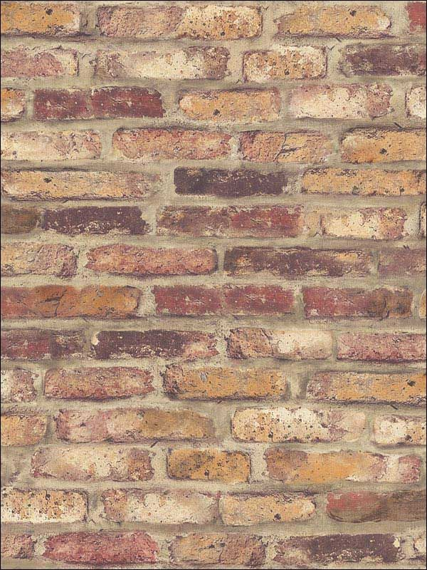Click Here To View Larger Image In 2021 Brick Wallpaper Peel And Stick Brick Wallpaper Red Brick Wallpaper
