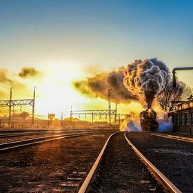 """TrainsBoatsAndPlanesPhotoContest"" by robvandongen"