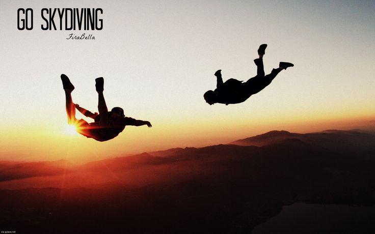 Go Skydivinig