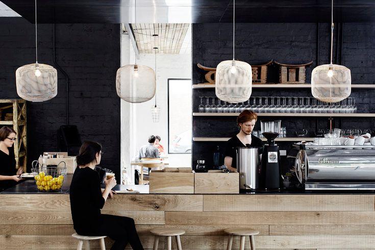 Timber, bar, Melbourne