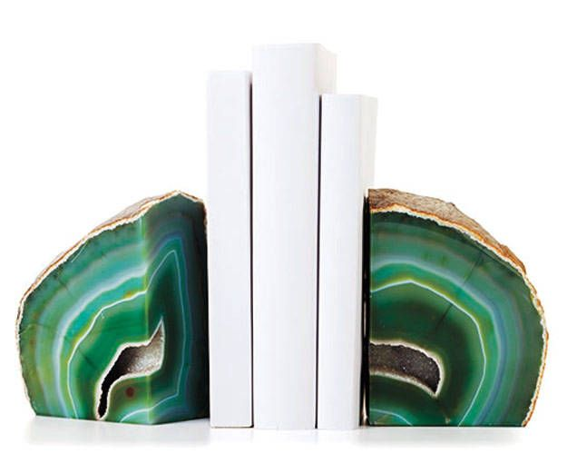 Photos of Decorative Bookends for - ELLE DECOR