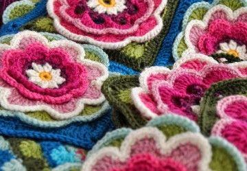 Een prachtige deken, de Lily pond blanket