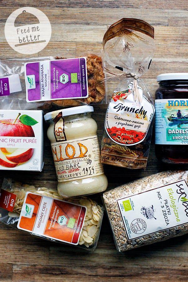 Feed Me Better: O pysznych i zdrowych śniadaniach.