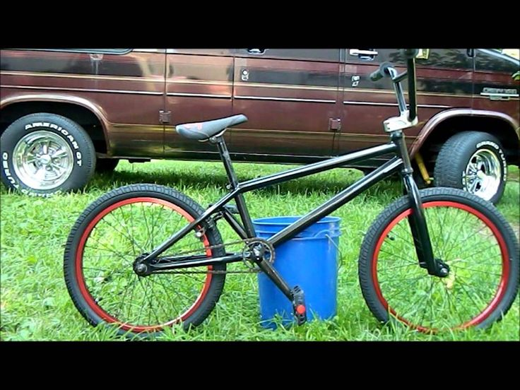 Eastern BMX Bike, Spray Paint Job Under $25 Bucks, Tips on Spraying Tech...