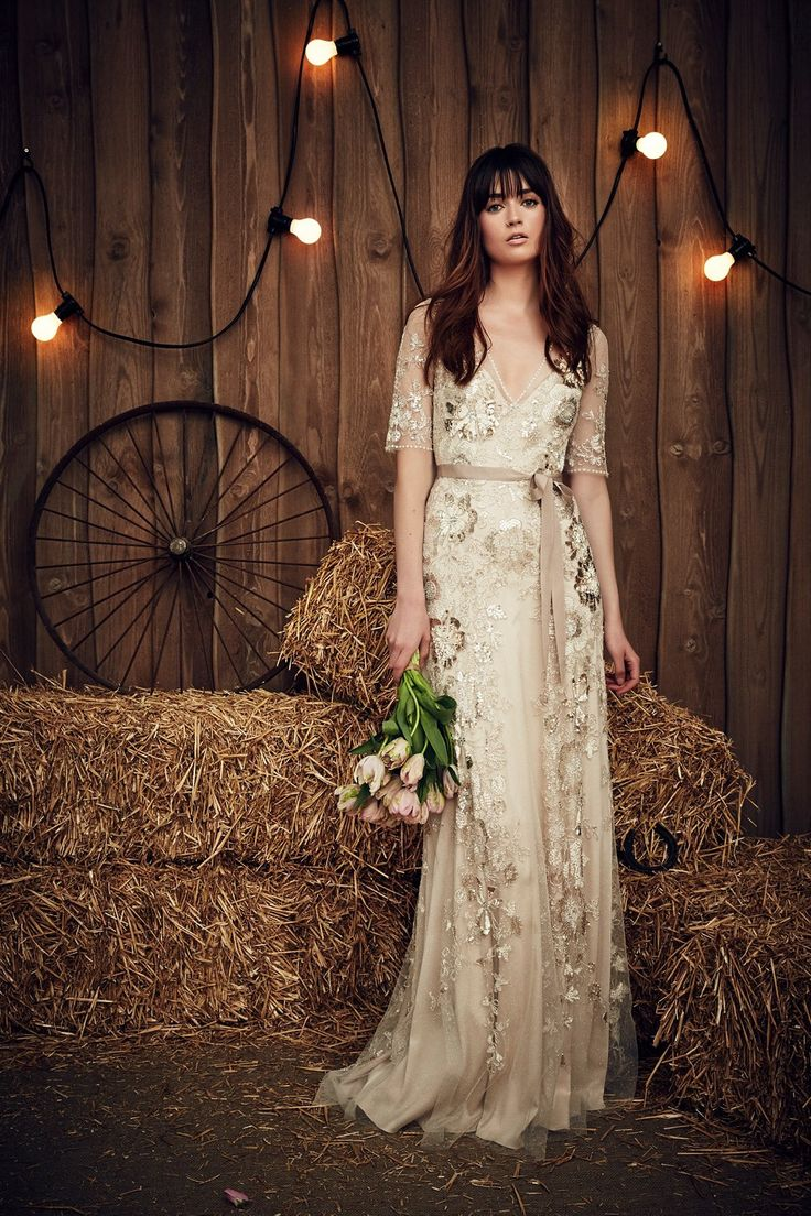 Jenny Packham 2017 collection, launched in New York on Friday 15th April 2016.