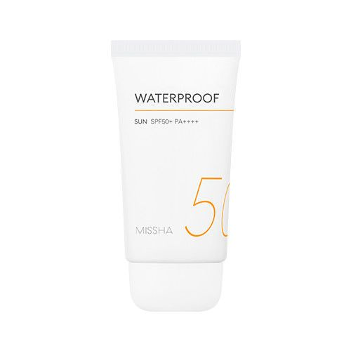 Missha All Around Safe Block Waterproof Sun Spf50 Pa 50ml Missha Gel Waterproof