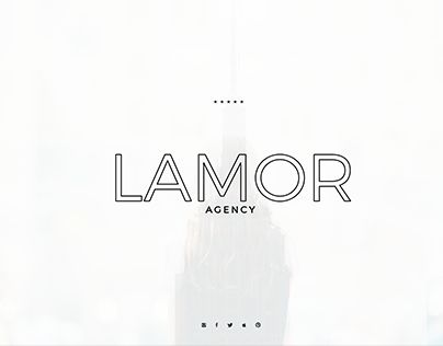 """Check out new work on my @Behance portfolio: """"Lamor Multi Purpose Bootstrap Template"""" http://on.be.net/1BEd8kF"""