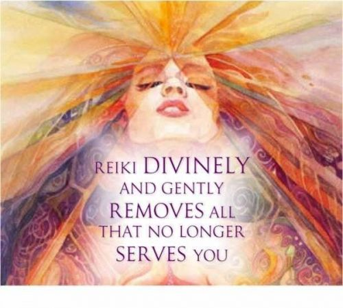 Reiki Healing for wellbeing, with Leigh Fergus in london