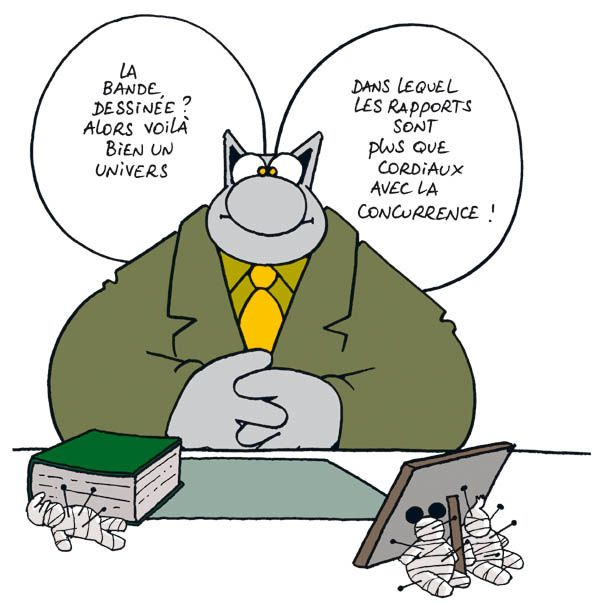 Philippe Geluck Le Chat Philippe Geluck Le Site Fichier Le Chat Par Philippe Geluck Jpg Wikim En 2020 Le Chat Geluck Philippe Geluck Bande Dessinee