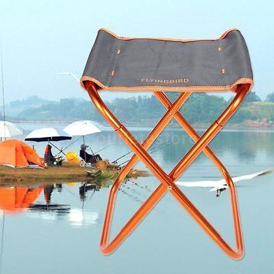 Outdoor Folding Chair Lightweight Stool Beach Picnic BBQ Camping Fishing X4F8    eBay