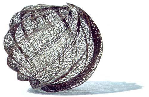 Bronwyn Oliver  Twill, 2002  copper