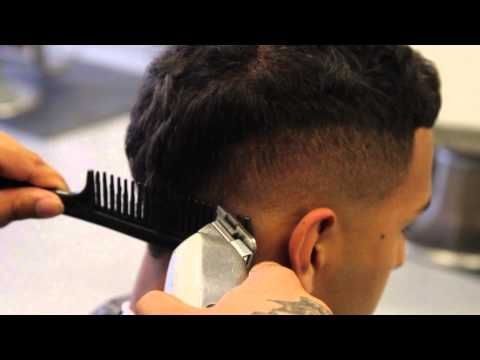 How to Cut a Faux Hawk by: Rico Black - YouTube