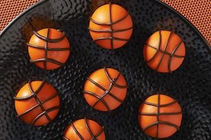 OREO Cookie Ball Basketballs Recipe