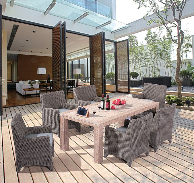 217 Best Images About Outdoor Haven On Pinterest Furniture Dining Sets And South Seas