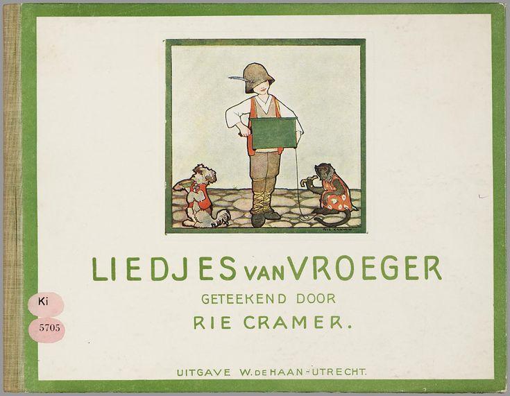 Rie Cramer   Geheugen van Nederland