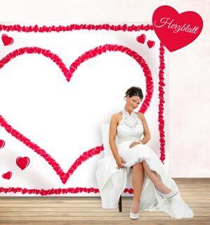 #Hertzblatt #Hochzeit #Spiel #Brautpaar #Braut #Braeutigam #Fragen #Antworten #Spass #Freude