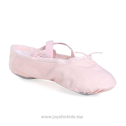 Starlite Flexi Rosa Lona de Ballet Split Sole 1.5 L IWkwIpoEWn