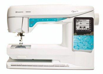 Macchina per cucire Husqvarna Viking Opal 670 - Ottimo aiuto integrato che migliora il tuo modo di cucire.