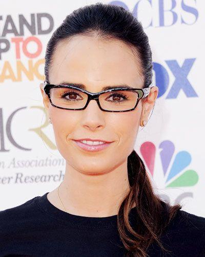 Look Your Best - Celebrity Glasses - Jordana Brewster