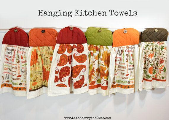 Kitchen Crochet Ideas