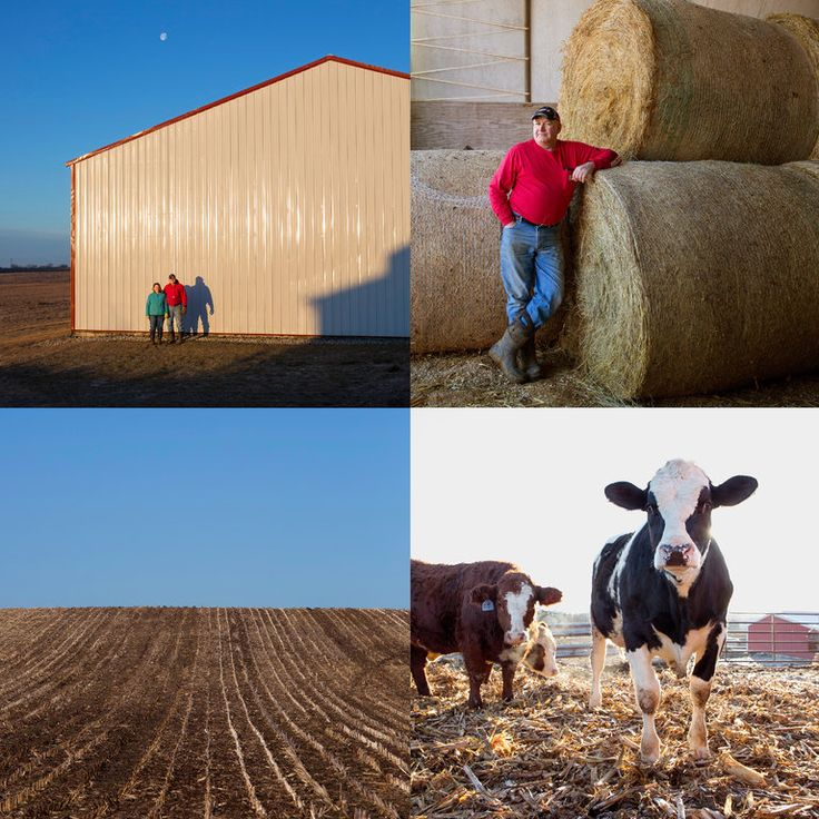 A survey of farmers in Iowa indicates that many do not have a formal retirement plan. The land, they say, is their 401(k).