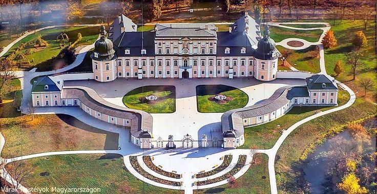 Borsod vármegye (Borsod-Gömör vármegye) Edelény - L'Huillier-Coburg-kastély