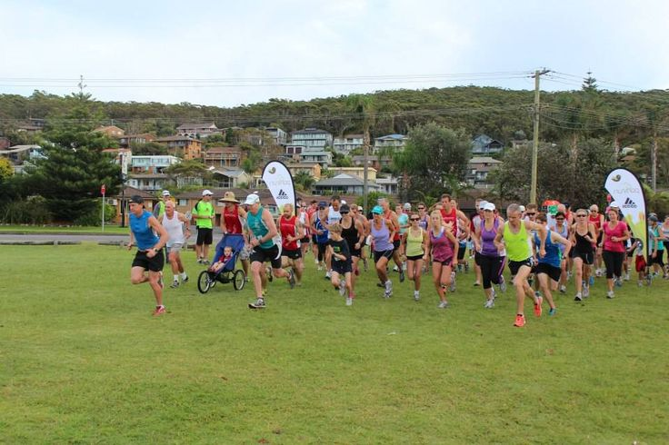 Fingal Bay parkrun launch featured in the Port Stephens Examiner (23rd April, 2013)