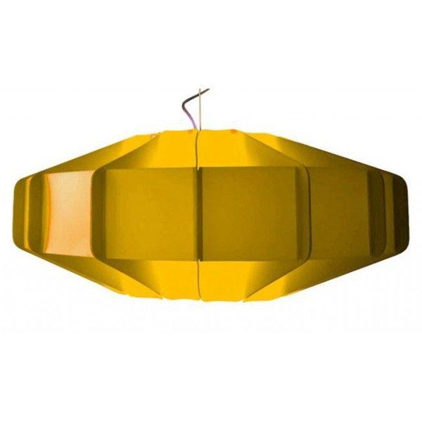 Lampa Alien Y Kafti Design - żółta