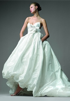 Bow: Wedding Dressses, Silk Taffeta, Ball Gowns, Wedding Dresses, Wedding Ideas, Weddings, Wedding Gowns, Wedding Dress Styles, M575 Ibiza