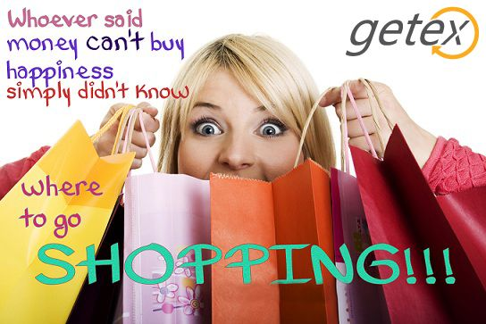 Shopping is Happiness :) Shop & Save is double Happiness :)